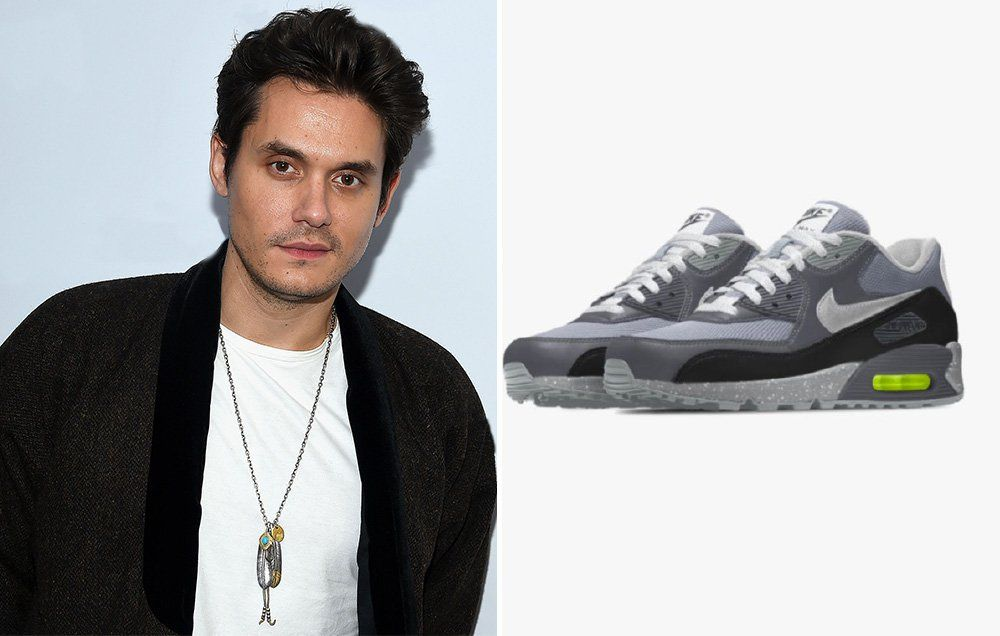 new concept acef4 16aed John Mayer Is Selling an Unauthorized Signature Nike Sneaker. Would You  Wear Them