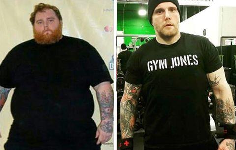 I Started Training Jiu-Jitsu and Lost 257 Pounds' | Men's Health