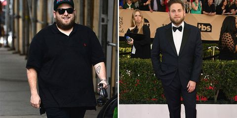 jonah hill functioning weight