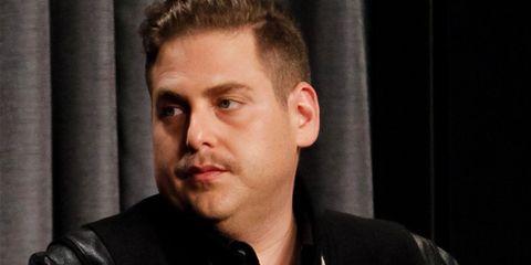 jonah hill shuts down reporter fat question