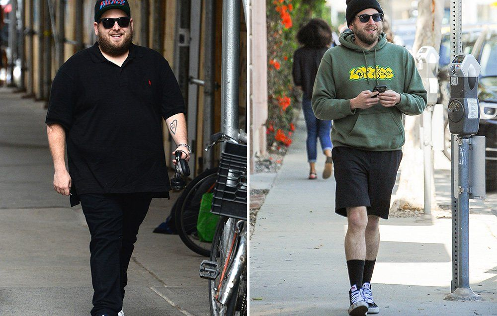 Jonah Hill S Stunning Weight Loss Transformation Has The Actor Looking Fitter Than Ever Men S Health