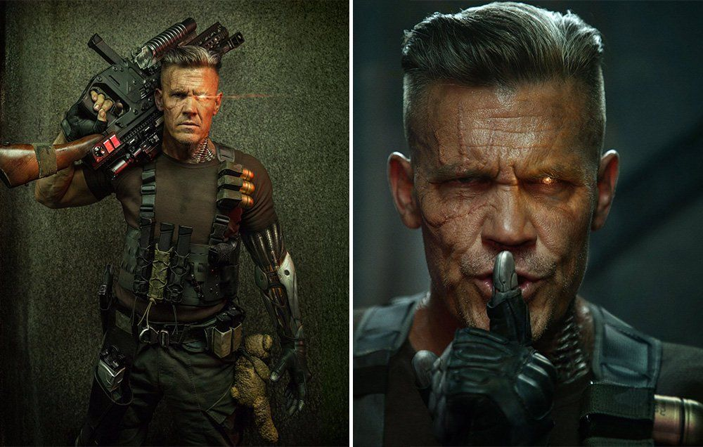 Dont Get Josh Brolins Deadpool 2 Haircut Mens Health