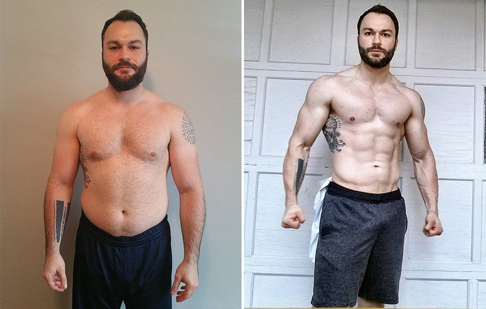 3 Simple Changes This Chef Made to Drop 30 Pounds and Sculpt a Six Pack