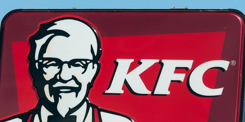 kfc delivering by mail in new zealand