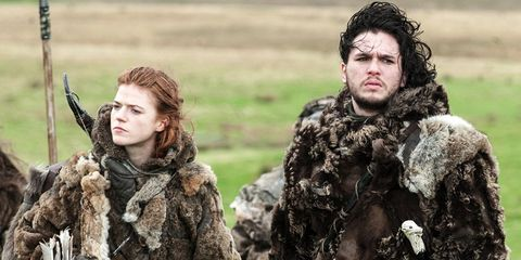 Kit Harington is marrying his Game of Thrones co-star Rose Leslie