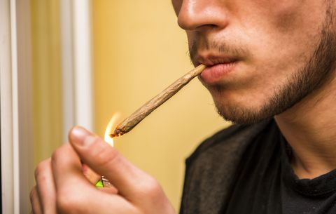 This New Study May Debunk One of the Biggest Marijuana Myths