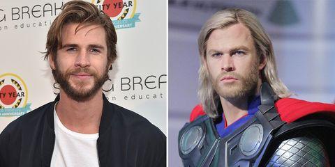 Liam Hemsworth almost played Thor