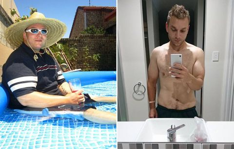 The One Exercise That Helped This Man Lose 130 Pounds