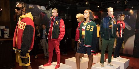 Lil Yachty Nautica collection