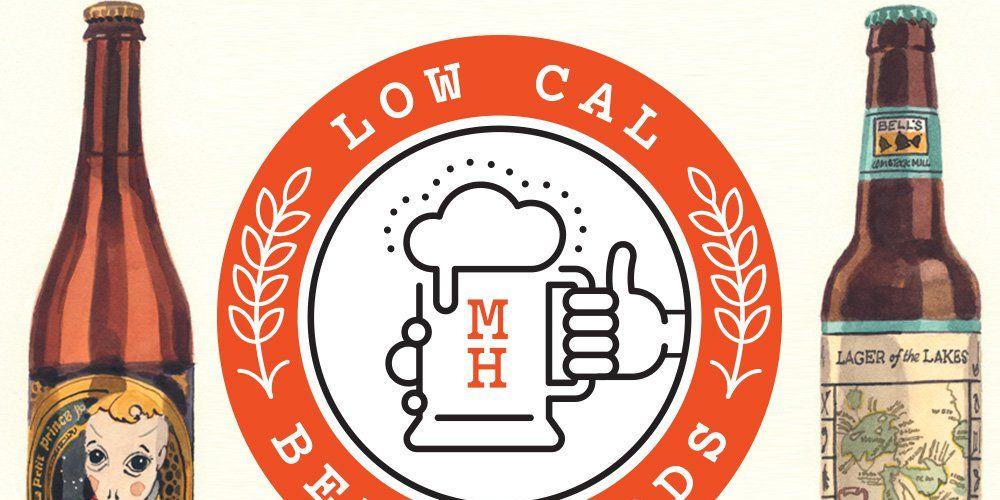 The Men's Health Low-Calorie Beer Awards