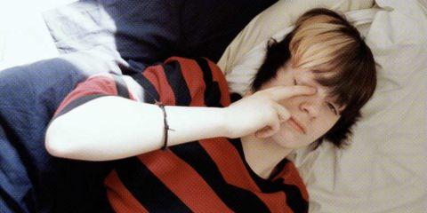 lower crime rates teen sleep