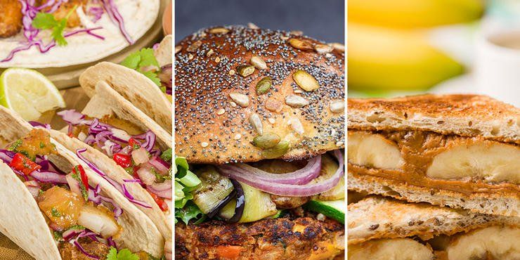 14 Easy Lunches That Will Help You Lose Weight