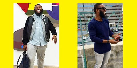 weight-loss transformations