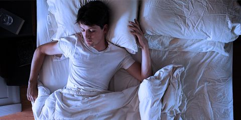 crazy things that happen when you sleep