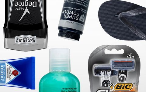 11 Essential Products For Your Gym Locker