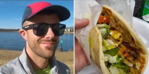 man eats gas station food for 30 days