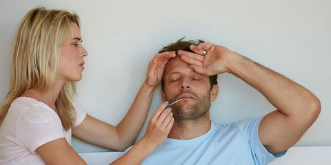 Comfort, Shoulder, Elbow, Joint, Wrist, Facial hair, Beard, Interaction, Neck, Blond,
