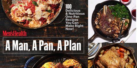 Recipes a man a pan a plan e book forumfinder Choice Image