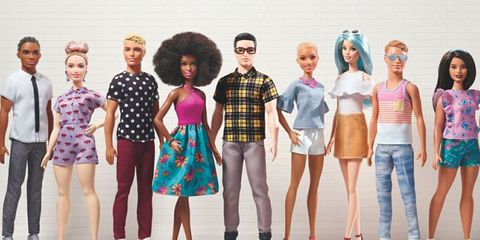 mattel announces new ken dolls