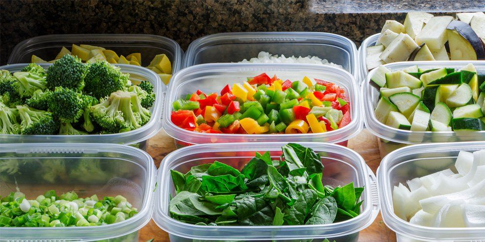 10 Foods to Prep On Sunday So Your Meals Are a Breeze All Week