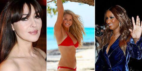 hottest women over 50