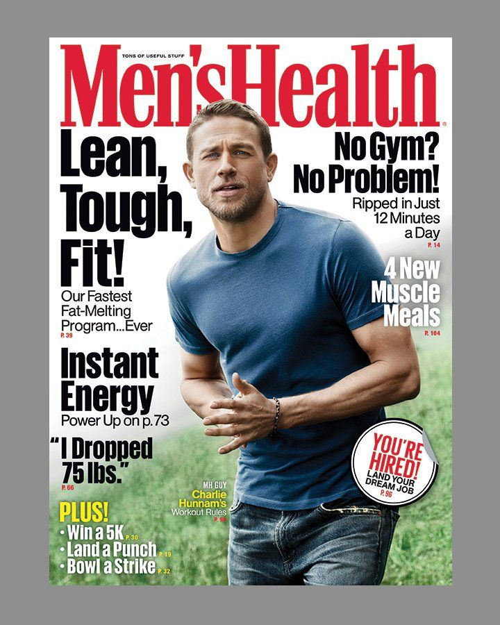 Here\'s What It\'s Like to Fight Charlie Hunnam | Men\'s Health