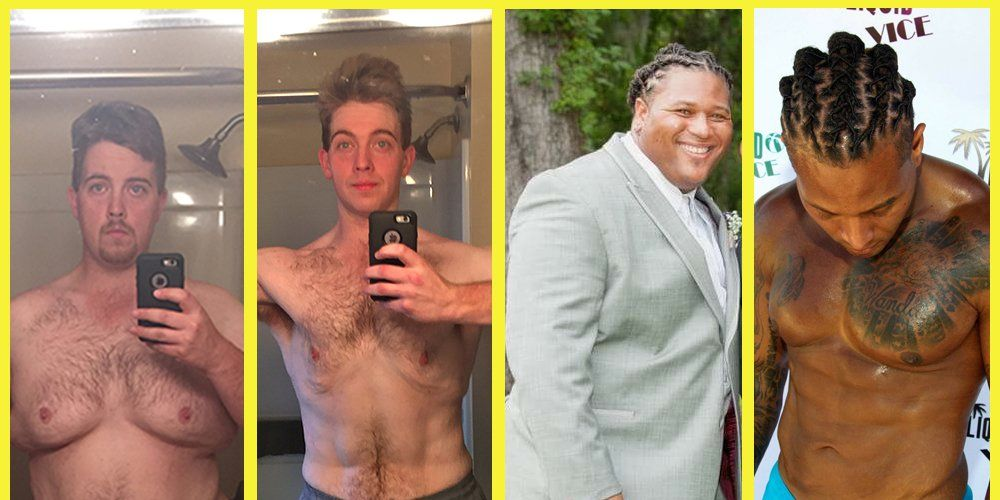9 Jaw Dropping Weight Loss Transformations You Have To See