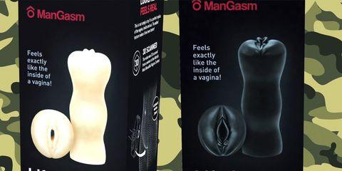 military grade masturbation device