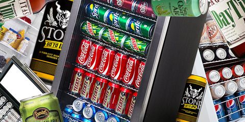 mini fridges stores all of your beer