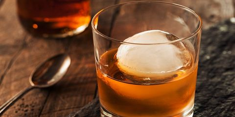 molecular reason to drink whiskey on the rocks