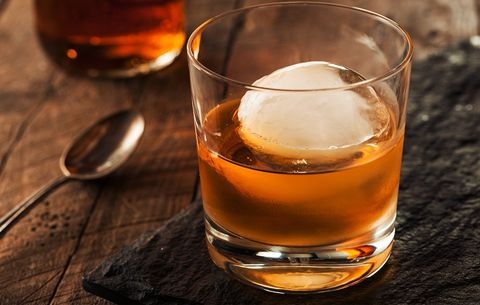 you should be drinking your whiskey on the rocks experts say