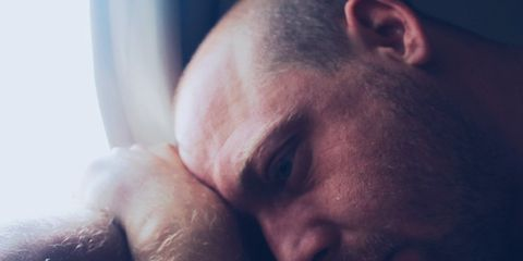 Men and Anti-Depressants