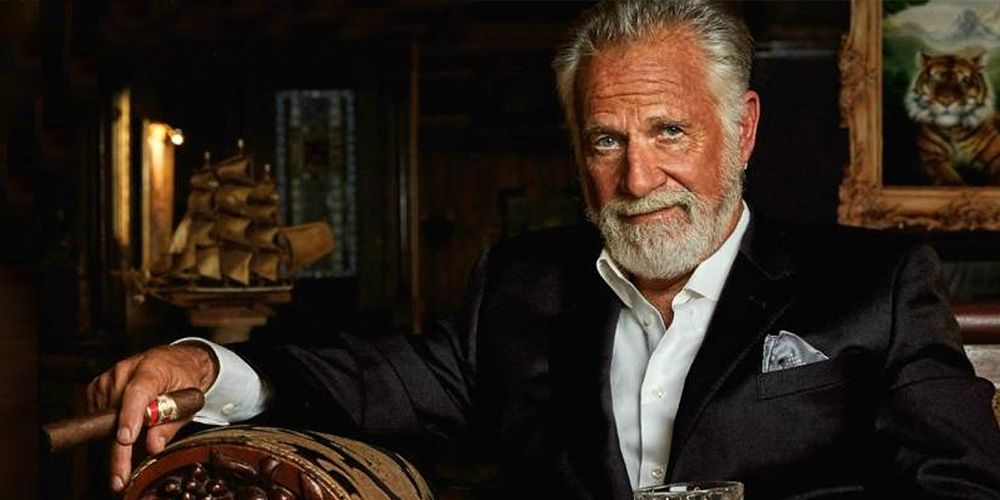 the most interesting man in the world details his journey through