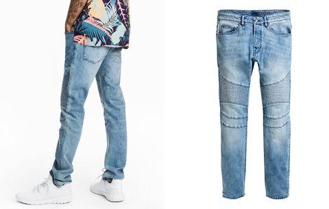 classic moto jeans