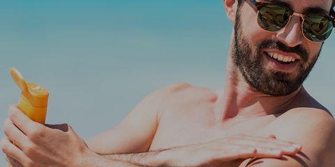 must apply sunscreen before beach