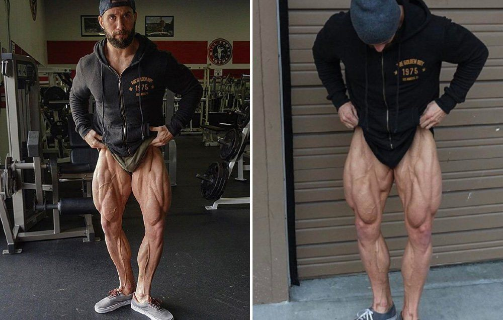 How Bodybuilder Julian Smith Sculpted The Worlds Most Impressive
