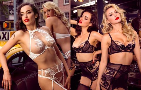 This Lingerie Company Freed the Nipple and Had an Ad Banned Because of It