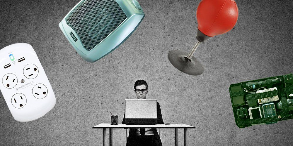10 Things Every Man Should Keep In His Office