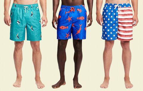 782ac53c20 The Best Old Navy Swim Trunks Under $20 | Men's Health