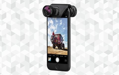 This Incredible Olloclip 4-IN-1 Lens Will Revolutionize Your Photos