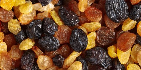 eating one raisin help lose weight