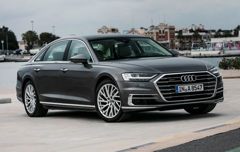 Audi A First Drive And Review Mens Health - Audi a8