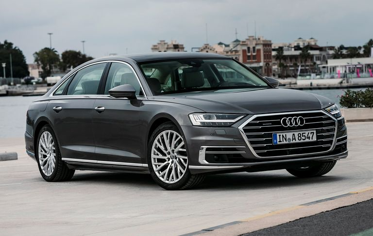Best Look of New Audi A8 2019.