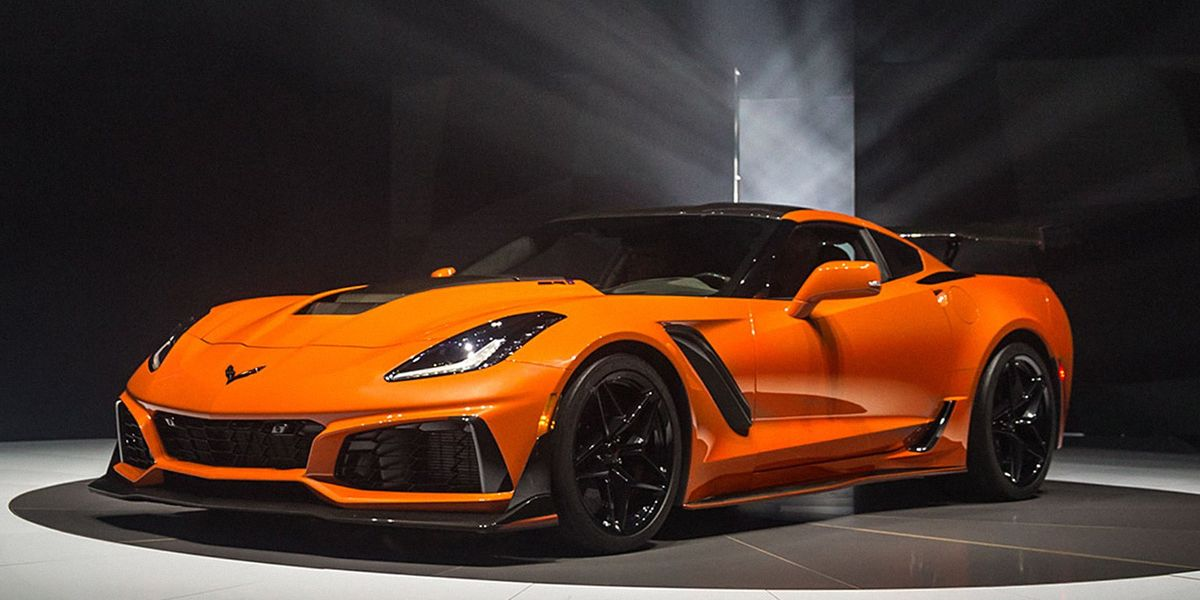 The 2019 Chevrolet Corvette ZR1 is an American Hell ...