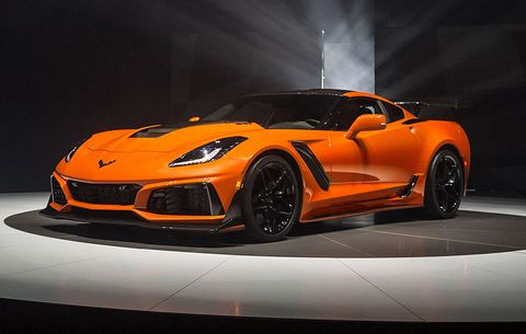 The 2019 chevrolet corvette zr1 is an american hell raising dragon 2019 chevrolet corvette zr1 publicscrutiny Image collections