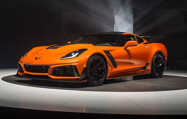 The 2019 Chevrolet Corvette ZR1 is an American Hell-Raising Dragon ...