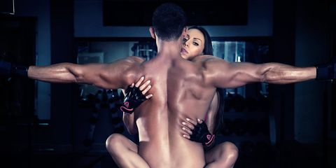 gym sex positions