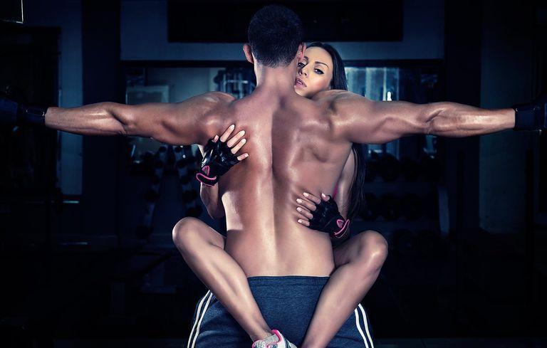 sexy girls inn gym sex positions