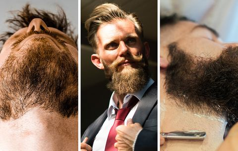 Beard Maintenance Tips, According to Barbers | Men's Health