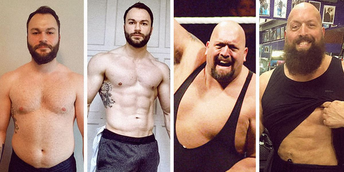 10 Best Weight Loss Transformations of 2017 | Men's Health
